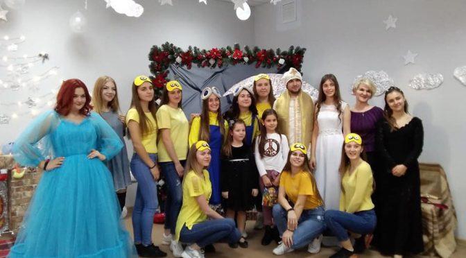 Свято для дітей  учасників АТО